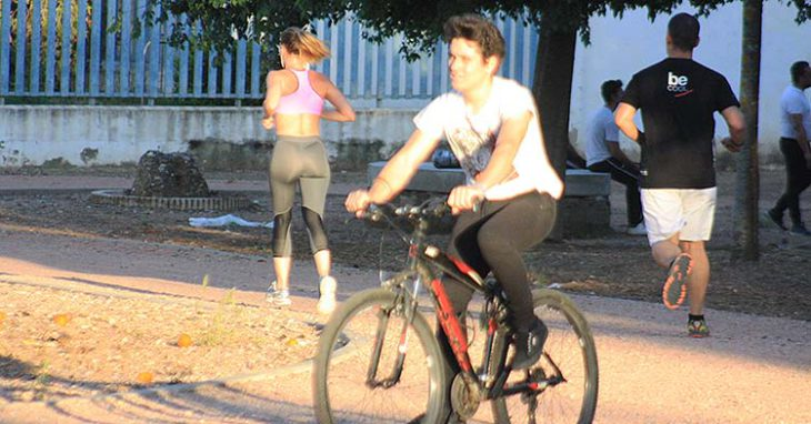 ciclismo tablero