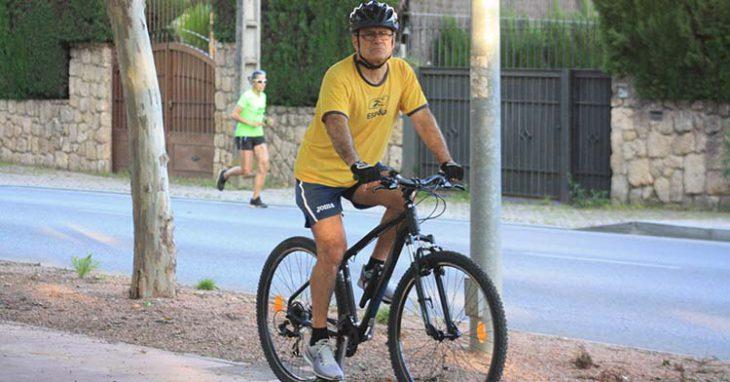ciclista runner