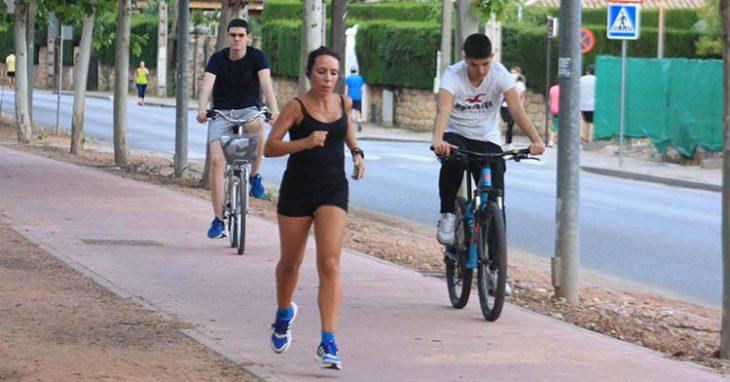 ciclistas atleta