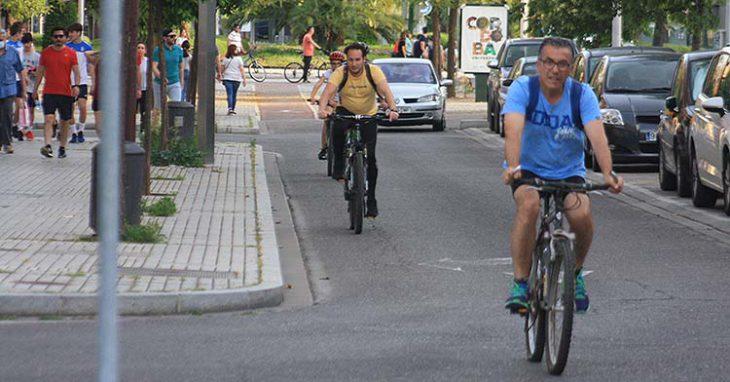 ciclistas bazan
