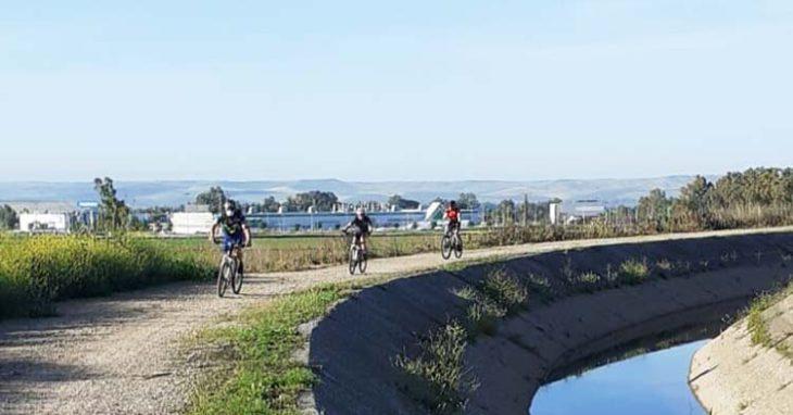 ciclistas canal