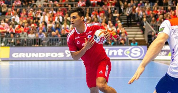 Daniel Ayala, nuevo jugador granate. Imagen: Vidova Fotografía