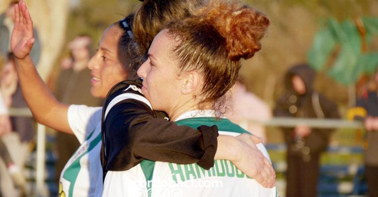 Despedida. Felicite es una de las bajas más llamativas del Córdoba Femenino. Foto: CCF