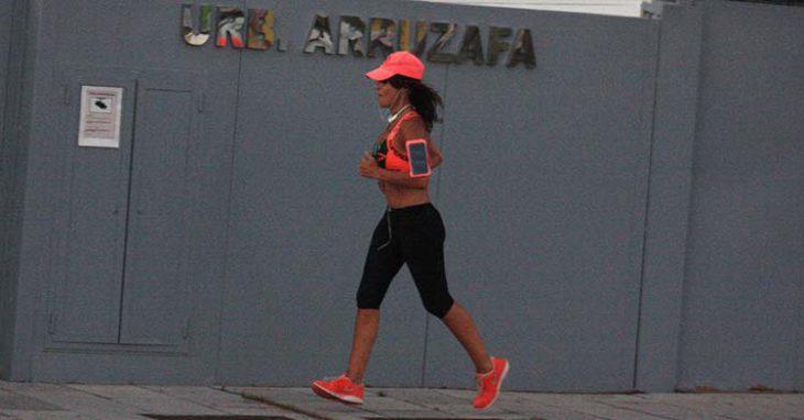 runner arruzafa