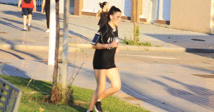 runner en la ronda poniente