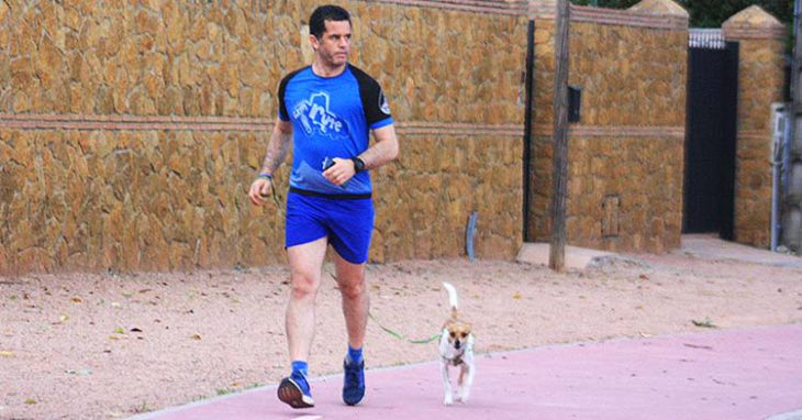 runner perrro