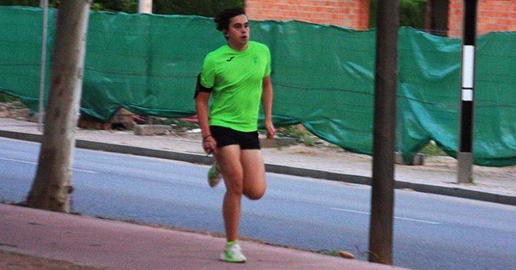 runner serie velocidad