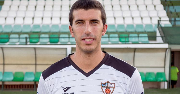 Ángel García, otro que se queda en el Municipal. Foto: CD Pozoblanco