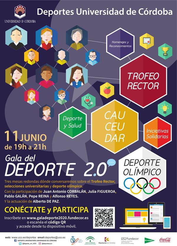 El cartel de la UCO para el evento