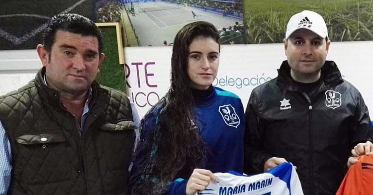 María Marín sigue en el Pozoalbense