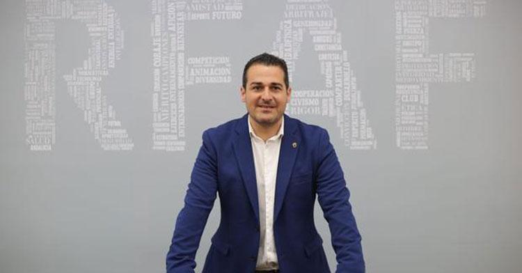 Pablo Lozano sigue creciendo a nivel federativo