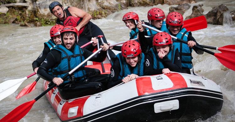 Una espectacular imagen de lo que puede disfrutarse en el río Genil