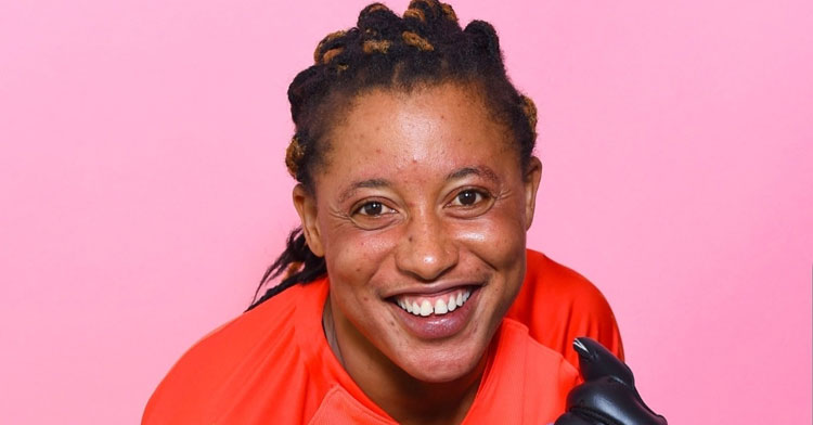 Tochukwu Oluehi, nueva jugadora pozoalbense. Foto: Getty Images