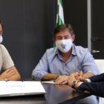 La instantánea del acuerdo entre Córdoba y Silbon