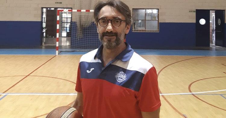 Pablo Orozco, nuevo entrenador del Maristas masculino