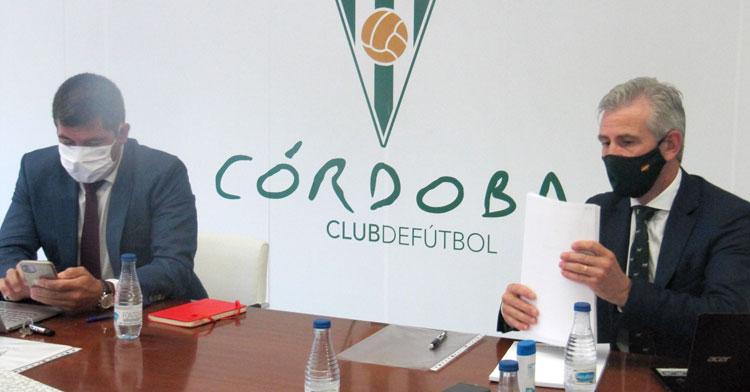 Estepa y Bernabéu, denunciados en Instrucción 7
