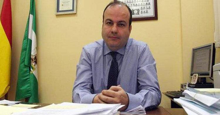 Fernando Caballero en una imagen de archivo. Foto: Diario Córdoba