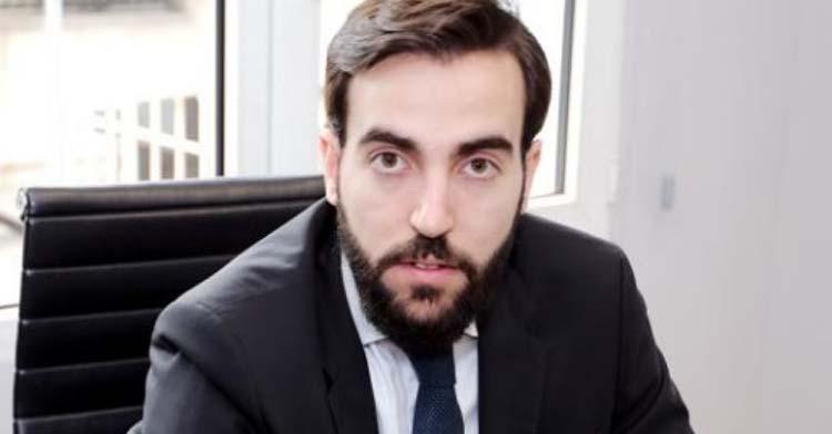 El hijo de Javier Tebas.