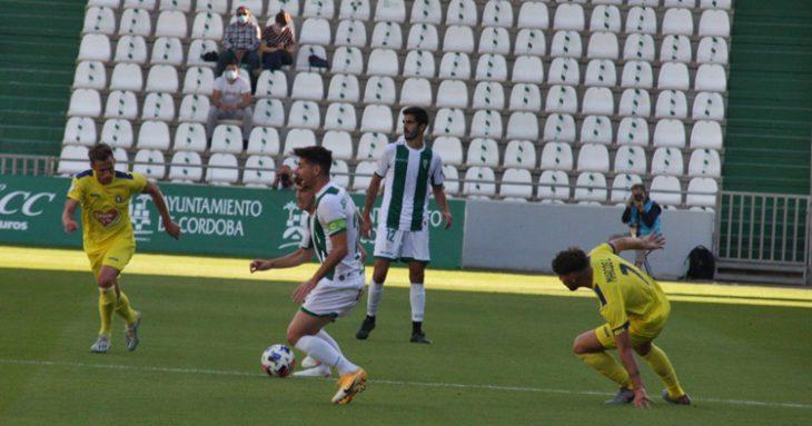 Berto Espeso, Bernardo Cruz, Javi Flores Lorca Deportivo