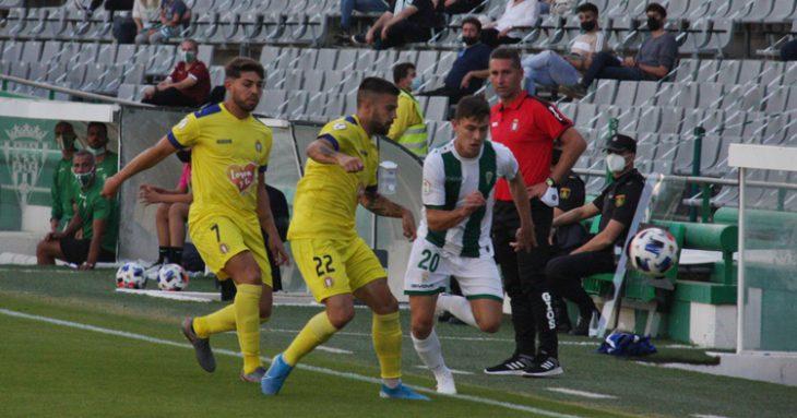 Berto Espeso Lorca Deportivo