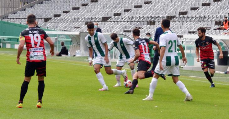 Córdoba B y Salerm Puente Genil, a por nuevas victorias. Autor: Javier Olivar