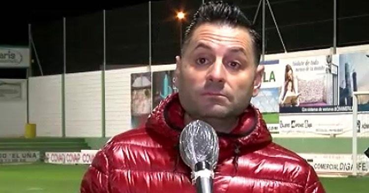 Manuel Fernández, entrenador del Pozoalbense