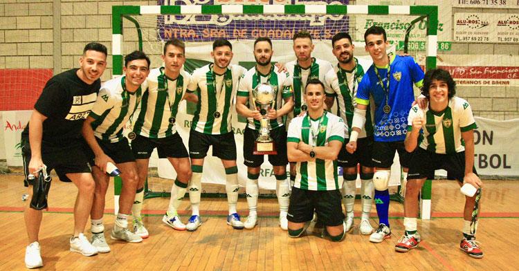 Los jugadores del Córdoba Patrimonio se convertirán en monitores para los más pequeños