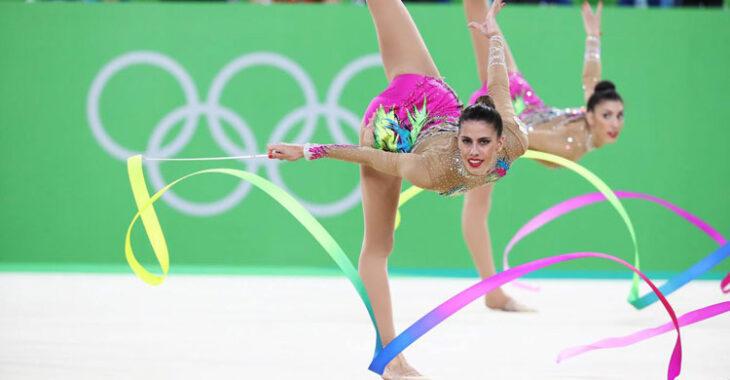 Lourdes Mohedano en la final de Río de Janeiro donde logró la medalla de plata olímpica con España.