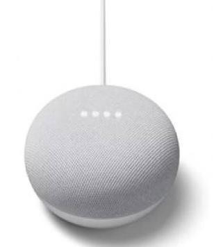 El Google nest mini que sortearmos.