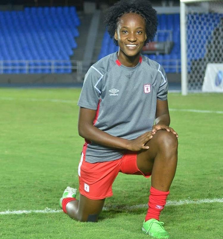 Farlyn Caicedo, nueva jugadora del Pozoalbense