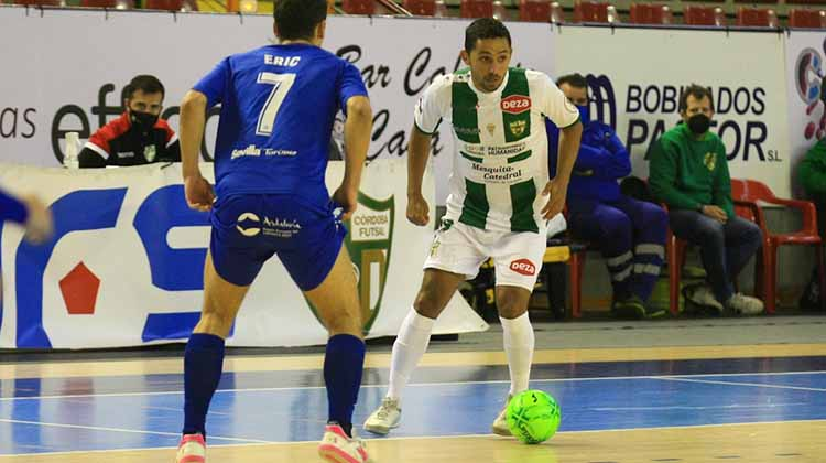 El debut de Caio César no fue suficiente para supera al Real BetisEl debut de Caio César no fue suficiente para supera al Real Betis