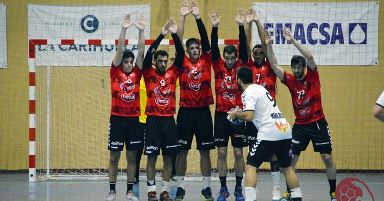 El Cajasur logró sumar ante Alcobendas, a diferencia de la ida. Foto: CBM
