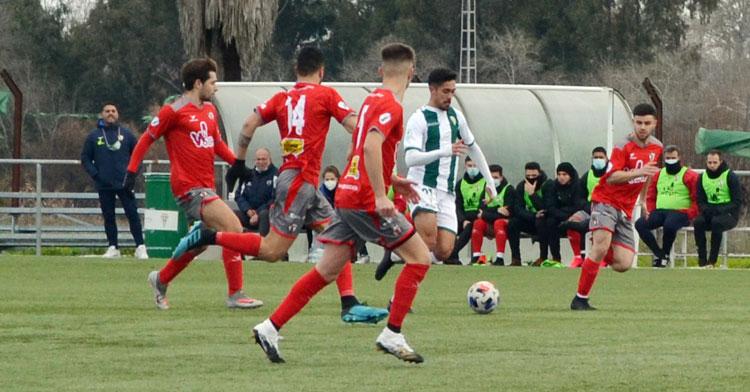 Córdoba B y Pozoblanco quieren avanzar en la tabla esta semana. Autor: Javier Olivar