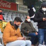 Las gradas volverán a estar huérfanas de cordobesistas en el partido de Copa ante la Real Sociedad.