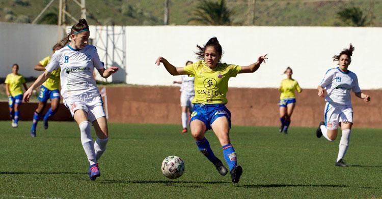 La seriedad defensiva dio la victoria al Pozoalbense. Foto: CD Juan Grande