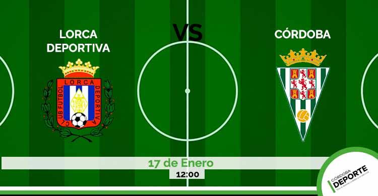 Sigue on line la crónica del Lorca vs Córdoba CF.Sigue on line la crónica del Lorca vs Córdoba CF.