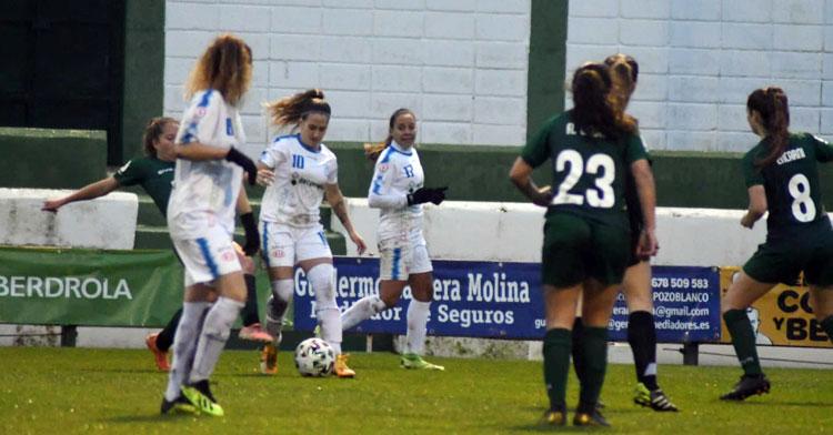 Pozoalbense y Córdoba Femenino quieren acceder al play-off de ascenso. Foto: Pozoalbense Femenino