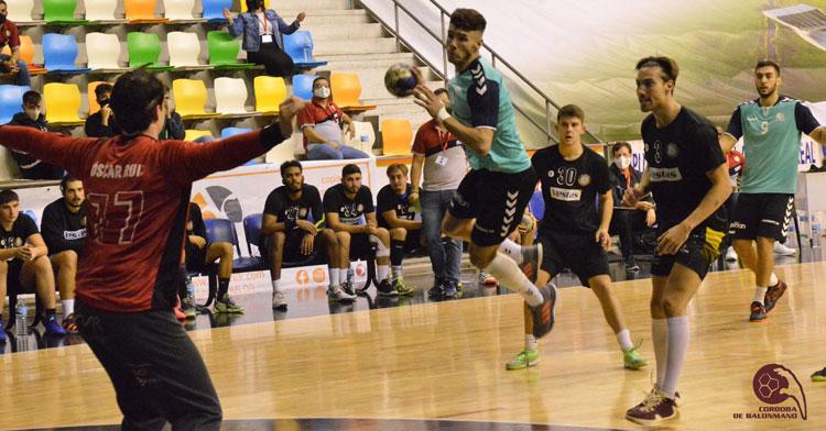 El Cajasur CBM afronta una parte apasionante de la temporada que preparará con un amistoso este viernes en el Quijote Arena. Foto: CBM