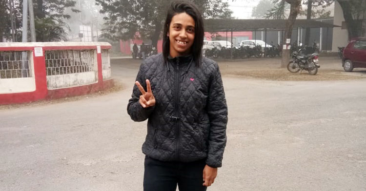 Takeme Sarkar, feliz con su renovación