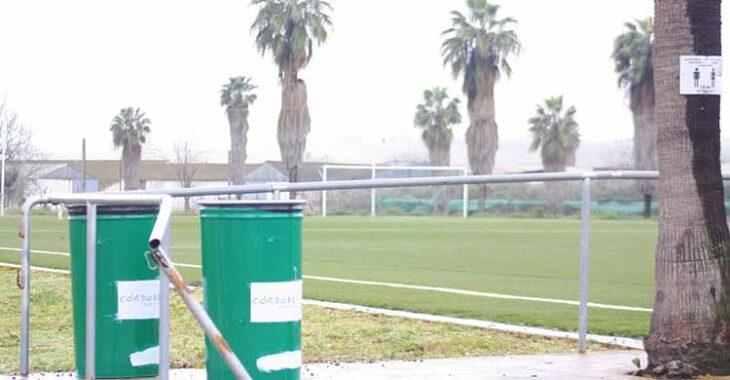 Vista panorámica de los campos de fútbol de la Ciudad Deportiva que desde 2001 regenta el Córdoba CF.Vista panorámica de los campos de fútbol de la Ciudad Deportiva que desde 2001 regenta el Córdoba CF.Vista panorámica de los campos de fútbol de la Ciudad Deportiva que desde 2001 regenta el Córdoba CF.