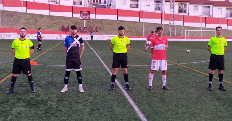 El Espeleño está realizando una notable temporada hasta el momento. Foto: Bollullos CF