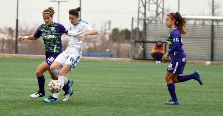 El cuadro de Los Pedroches quiere culminar una gran liga regular. Foto: CD Pozoalbense Femenino