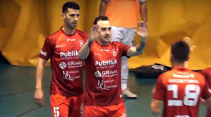 El Bujalance en el partido frente al Carmonense (6-3) de la pasada jornada