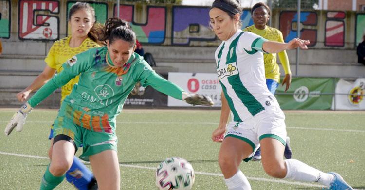Los goles de María Avilés serán importantes para el objetivo blanquiverde. Foto: Antonio Quintero