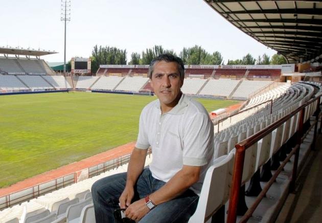 Pepe Murcia mira al futuro con optimismo.