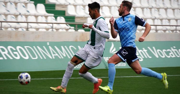 El gran trabajo del Córdoba B en este año 2021 podría irse al traste por el primer equipo. Foto: CCF