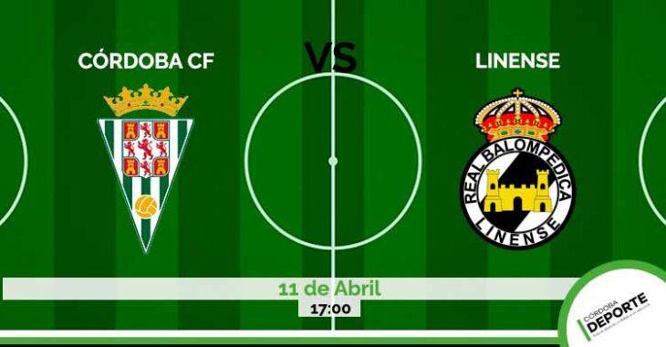 Sigue on line la retransmisión del Córdoba CF vs Linense.