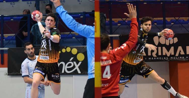 Jesús Melga y Manu Díaz no seguirán la próxima temporada en los extremos del Ángel Ximénez.