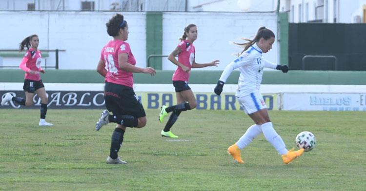 El cuadro de Los Pedroches busca sus primeros puntos en la fase de ascenso ante el rival más difícil. Foto: CD Pozoalbense