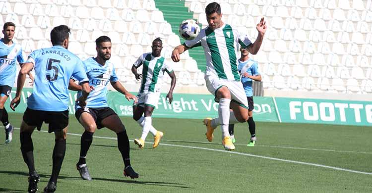 El Linense dejó al Córdoba fuera del play-off. Autor: Paco Jiménez